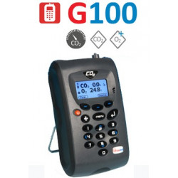 G100 CO2 analyser for incubators