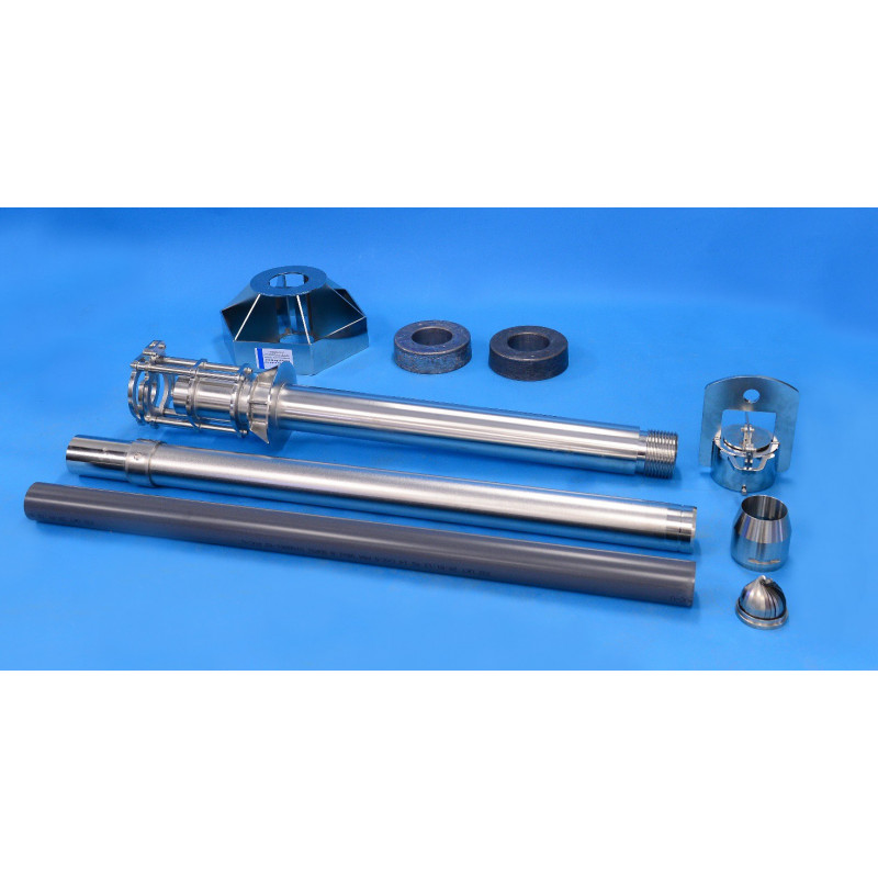 Special gravity corer